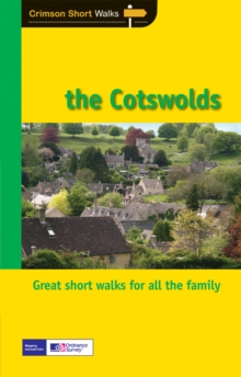 Short Walks Cotswolds, Paperback Book