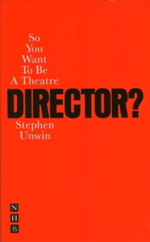 So You Want to Be a Director?, Paperback Book