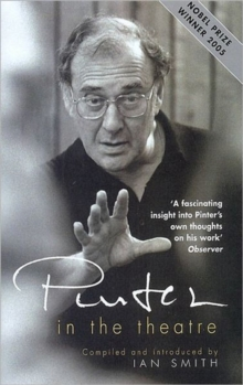 Pinter in the Theatre, Paperback Book