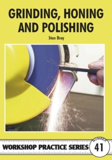 Grinding, Honing and Polishing, Paperback Book