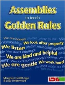 Assemblies to Teach Golden Rules, Paperback Book