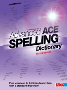 Advanced ACE Spelling Dictionary, Paperback Book