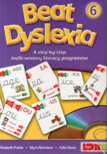 Beat Dyslexia : A Step-by-step Multi-sensory Literacy Programme 6, Mixed media product Book