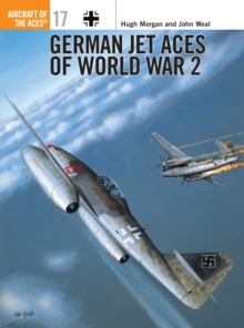 Luftwaffe Jet Aces of World War 2, Paperback Book