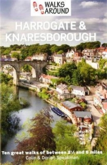 Walks Around Harrogate & Knaresborough, Paperback Book