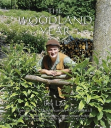 The Woodland Year, Hardback Book