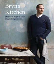 Bryn's Kitchen, Hardback Book