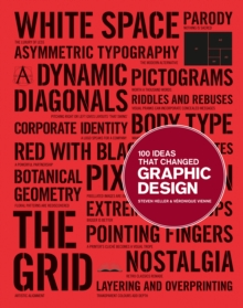 100 Ideas That Changed Graphic Design, Paperback Book