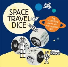 Space Travel Dice, Multiple copy pack Book