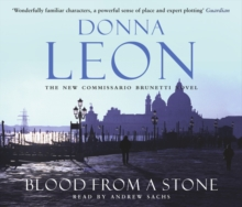 Blood from a Stone, CD-Audio Book