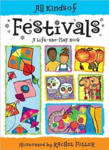 All Kinds of Festivals, Hardback Book