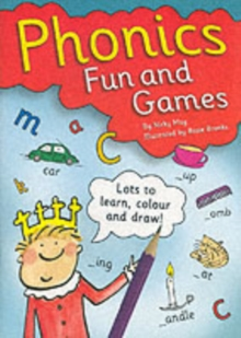 Phonics Fun and Games, Paperback Book