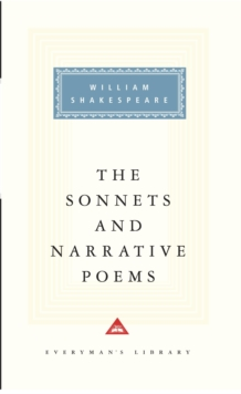 Sonnets and Narrative Poems, Hardback Book
