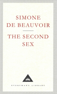 The Second Sex, Hardback Book