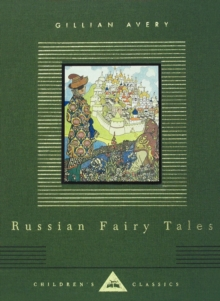 Russian Fairy Tales, Hardback Book