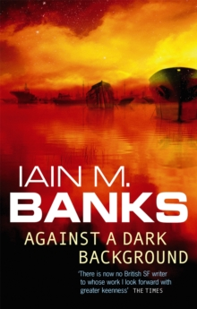Against a Dark Background, Paperback Book