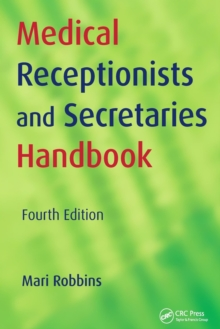 Medical Receptionists and Secretaries Handbook, Paperback Book