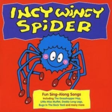 Incy Wincy Spider, CD-Audio Book