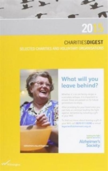 CHARITIES DIGEST 2015, Paperback Book