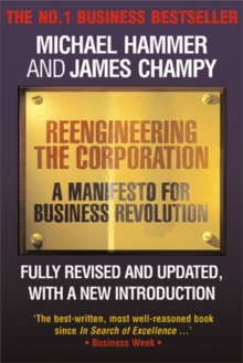 Reengineering the Corporation 2e, Paperback Book