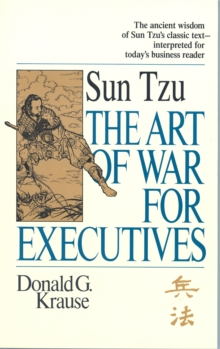 Art of War for Executives, Paperback Book