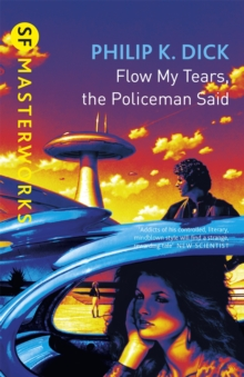 Flow My Tears, The Policeman Said, Paperback Book