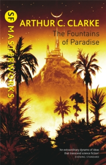 The Fountains of Paradise, Paperback Book