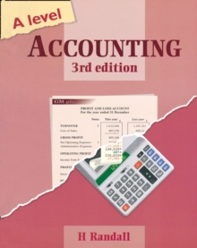 A Level Accounting, Undefined Book