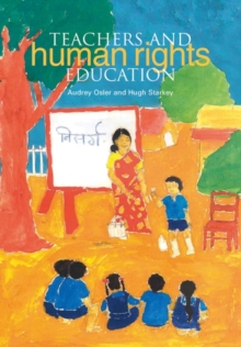 Teachers and Human Rights Education, Paperback Book