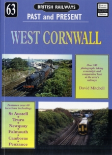 West Cornwall, Paperback Book