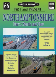 Northamptonshire : North and East 2, Paperback Book