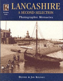 Francis Frith's Lancashire : A Second Selection, Hardback Book