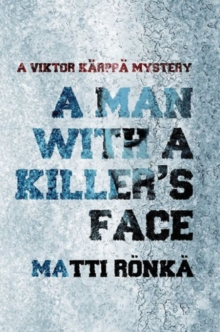A Man with a Killer's Face, Paperback Book