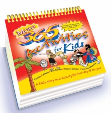 More 365 Activities for Kids, Mixed media product Book