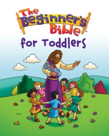 Beginner's Bible for Toddlers, Hardback Book