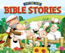 Lift the Flap Bible Stories, Board book Book