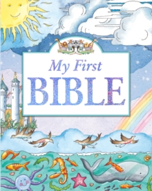My First Bible, Hardback Book