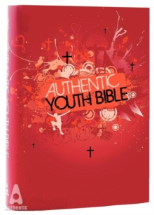 ERV Authentic Youth Bible Red, Hardback Book