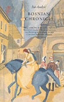 Bosnian Chronicle, Paperback Book