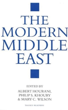 The Modern Middle East, Paperback Book