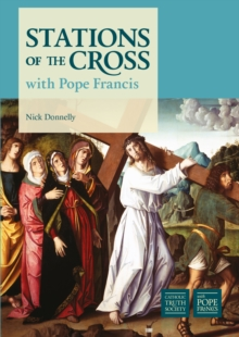Stations of the Cross with Pope Francis, Paperback Book