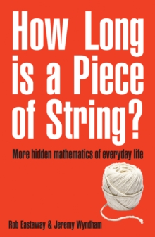 How Long Is A Piece Of String?, Paperback Book