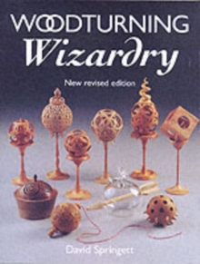Woodturning Wizardry, Paperback Book