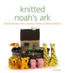 Knitted Noah's Ark, Paperback Book