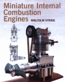 Miniature Internal Combustion Engines, Hardback Book
