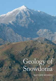 Geology of Snowdonia, Paperback Book