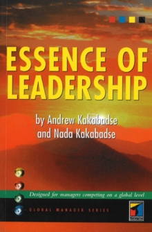 Essence of Leadership, Paperback Book
