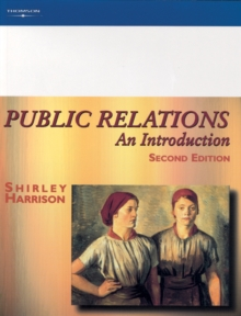 Public Relations : An Introduction, Paperback Book