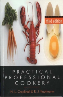 Practical Professional Cookery, Paperback Book