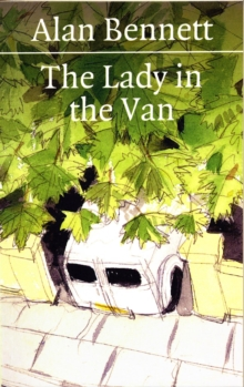 The Lady in the Van, Paperback Book